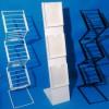 Porta Folder de armarção em metal pintado de branco ou preto
